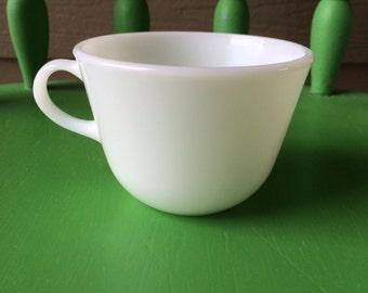 Vintage Opal Pyrex Tea Cup - Replacement