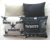 Cowboys - Cornhole Bags - Set of 8