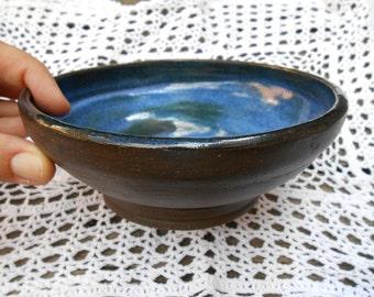 Water Droplet Ceramic Bowl