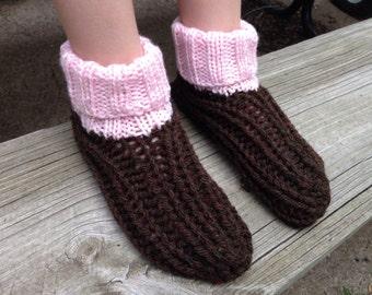Children's Duet Slippers