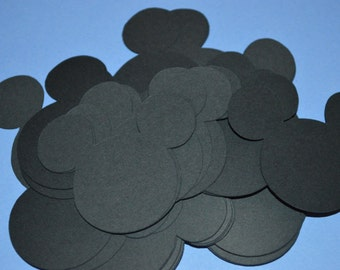 """Mickey Mouse Die Cuts (50) 2"""""""