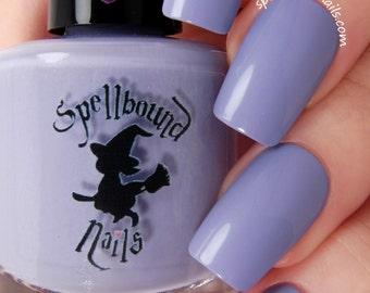 Fancy Pansy - Pastel Amethyst Wisteria Purple Nail Polish