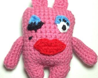 Uglies Plush - Pink Lady