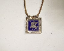 Men's Knight Necklace