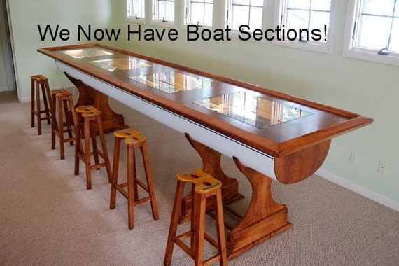 Rowing Boat Bar-We have Boats Now !