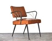 Mid Century Armchair - Atomic, Vintage, Side Chair