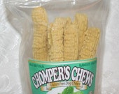 Chompers Mint and lamb chew sticks 4oz