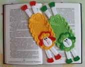 054 Sheep Bookmark or decor - Amigurumi Crochet Pattern - PDF file by Zabelina Etsy