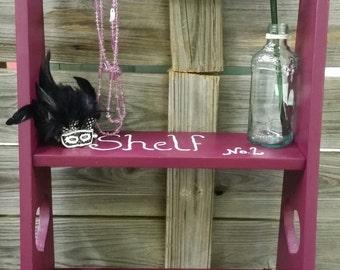 Wooden 2 Shelf Multi Purpose Shelf So Cute