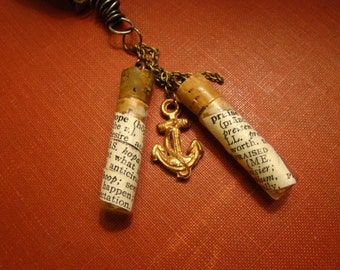 Hope and Praise Potion-Narie Unique pendant