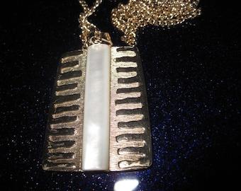 Vintage pendant The middle of the twentieth century H.5.5 cm