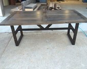 Reclaimed Dining Table