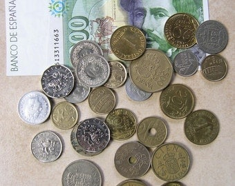 European Coins, Collectible Coins, Before the Euro Country Coins, from 1965 up to 2003