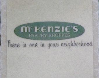 Mc Kenzies New Orleans Bakery II Coaster
