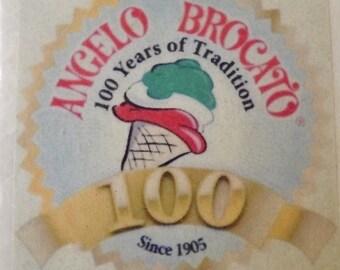 Brocato's New Orleans Ice Cream Coaster