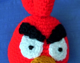 Angry Bird toy