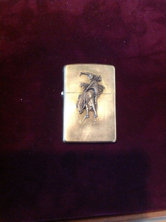 Marlboro Man Zippo Lighter New in Box