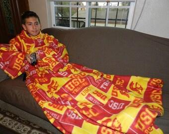 USC Trojans Football Snuggie