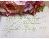 Custom Wedding Calligraphy Envelope Addressing ~ Place Cards ~ Escort Cards ~ Affordable ~ Handwritten