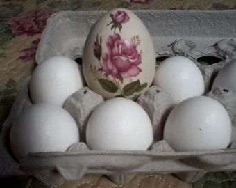 China Egg Paperweight