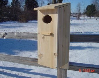 Wood Duck / Mandrian Nesting Box
