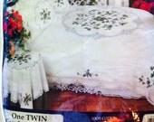 Vintage Comforter Cover Duvet Twin