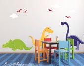 Wall Stickers, Dinosaur Wall Decals, Dinosaur Wall Art, Dinosaur Stickers