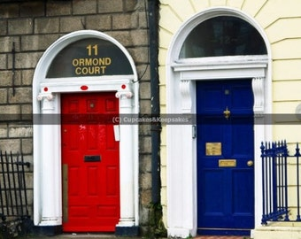 "Dublin ""Doors"" Fine Art Photograph"