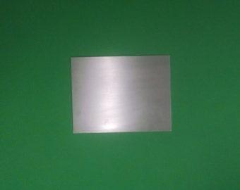 """DIY framed magnet board.  Fits a 10"""" x 13"""" frame. Magnetic"""