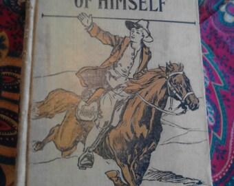 Vintage Book, A Sailor In Spite Of Himself, by Harry Castlemon, ECS