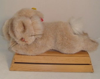 "Vintage Steiff ""Floppy Hansi"" (5705/20) Sleeping Bunny Rabbit"