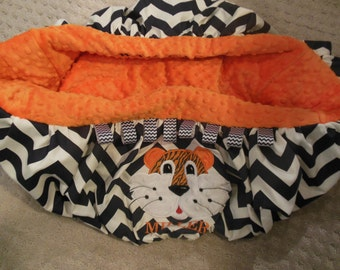 Tiger Shopping Cart Cover