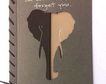 I Could Never Forget You Card