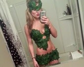 Poision Ivy Costume- NOW ACCEPTING PAYMENTS (Short time only)