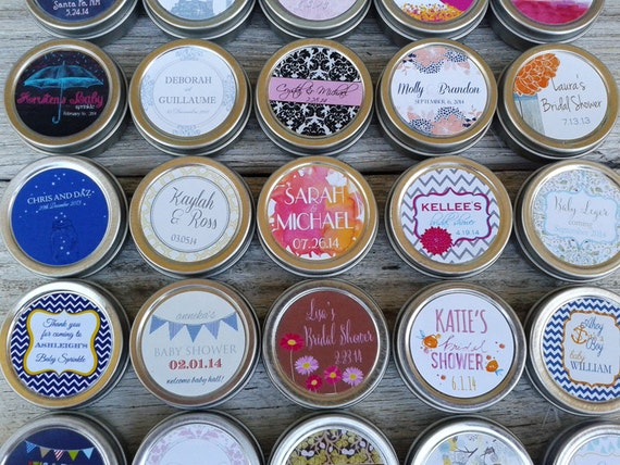FREE SHIPPING - 150 Custom Wedding Favor Lip Balm, Personalized Baby Shower Favor, Sprinkle Shower,  Fall Wedding, Fall Baby Shower