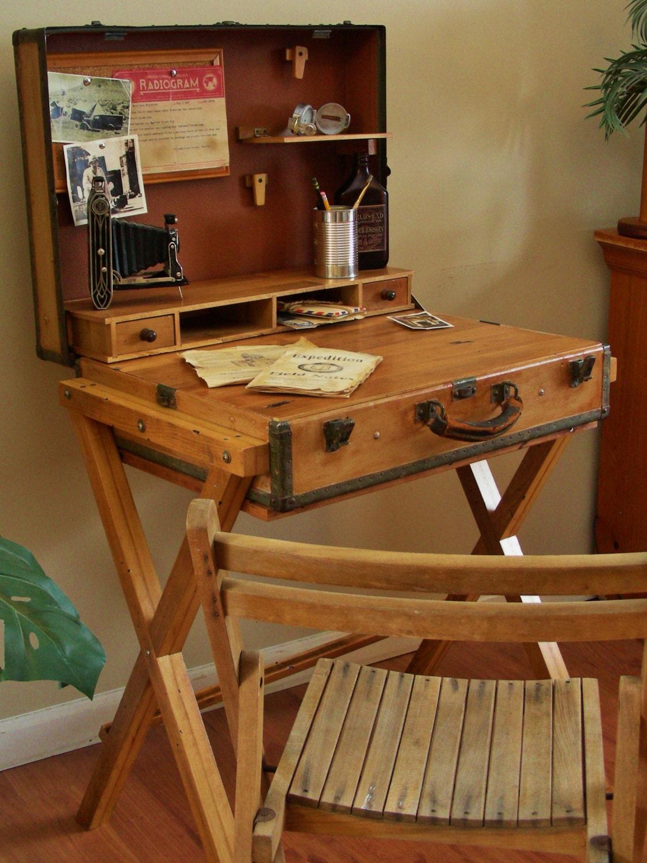 Repurposed Writing Desk