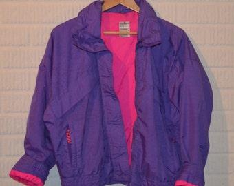 80's Neon Jacket