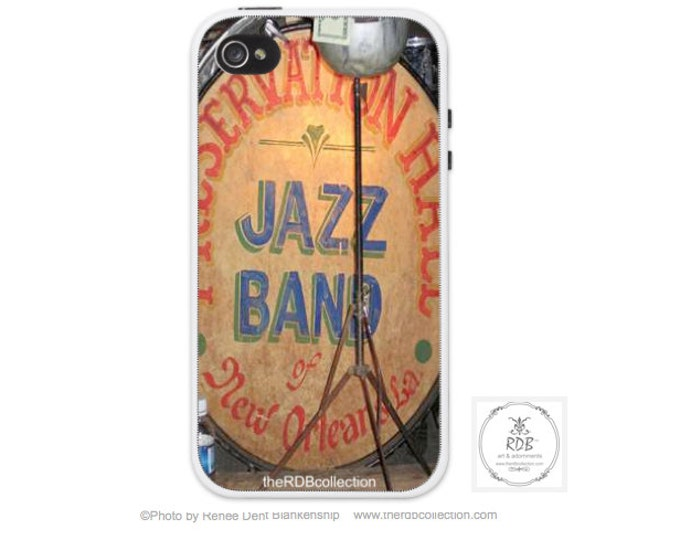 New Orleans Jazz Phone Case
