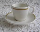 Demitasse Espresso Cup Buffalo China, Industrial Minimalist Kitchen