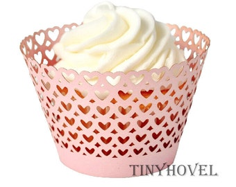 Lace cupcake liner, laser cut cupcake wrapper - Cake Deco, Party Decoration, Packaging-hjgy