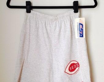 Cincinnati Reds Deadstock Shorts Boys Size Large