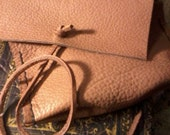 Bison Tobacco Pouch Natural Color