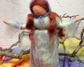 Wind Woman Nature Table Doll