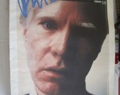 1989 Pick Month Interview Magazine by Andy Warhol OOP Back Issues