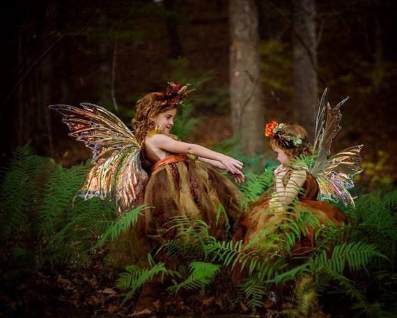 Custom order Real Fairy Wings