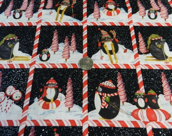 Peppermint Park by Robert Kaufman  - Fabric By The Yard