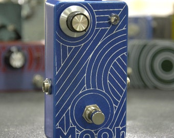Moon Drive - Over Drive Guitar Effect Pedal