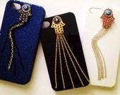 Chained Hamsa iPhone 5 Case