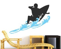 Unique Surf Board Decor Related Items Etsy