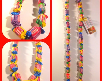 Bubble Gum Candy Lei